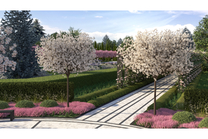 Main Botanic Garden of Almaty Will Be Closed for 4 Months