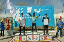 Mass Race Took Place in Kyzylorda within the Frame of the World Day of Informing about Autism